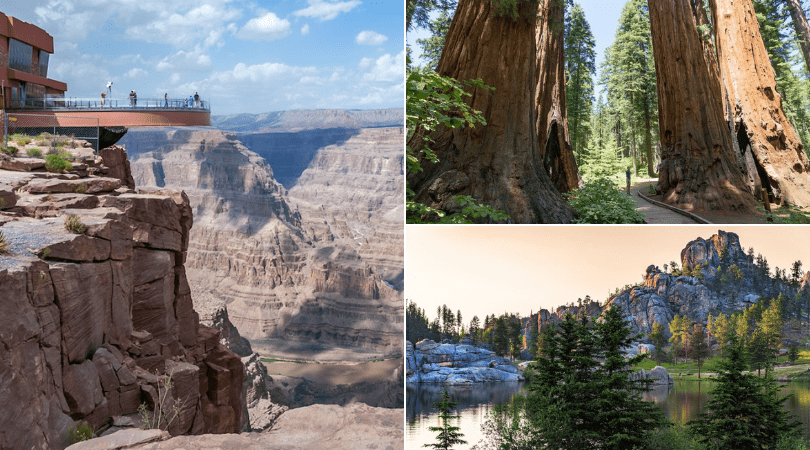 These are some of the country's most tragically underrated state parks