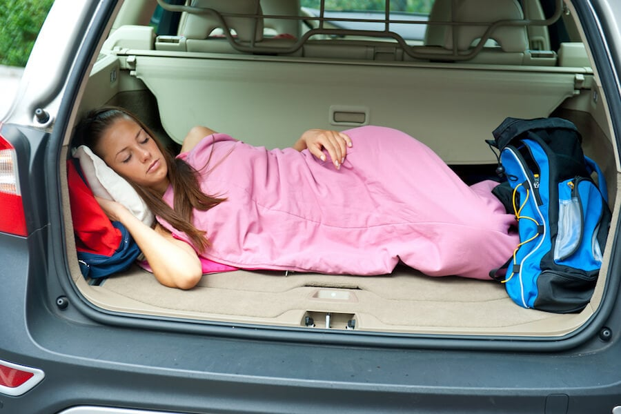 Home, sweet car: How to rock at camping out in your car | Roadtrippers