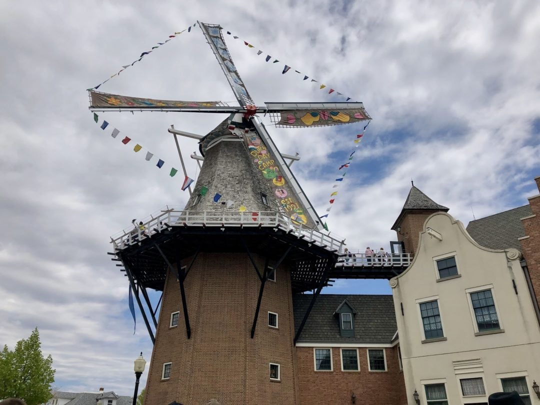 Pella's Vermeer Mill is the largest working windmill in North America.