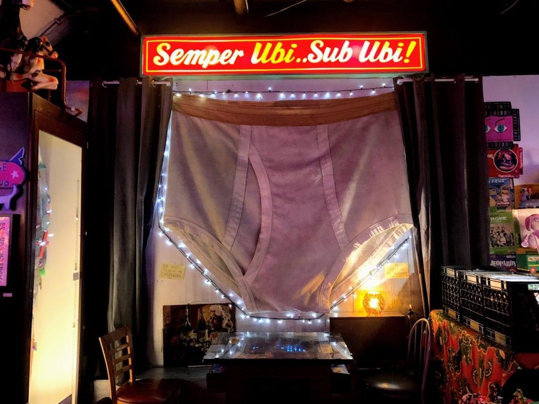 The World's Largest Underwear