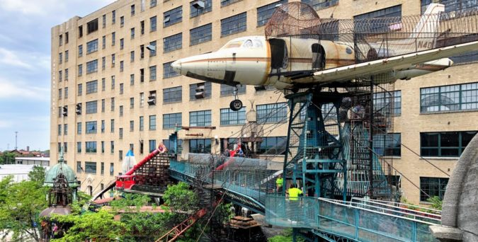Welcome to City Museum, an eccentric, immersive wonderland where fact and fiction are one and the same
