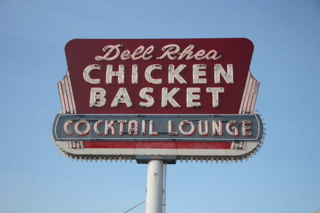 Dell Rhea's Chicken Basket in Willowbrook, Illinois
