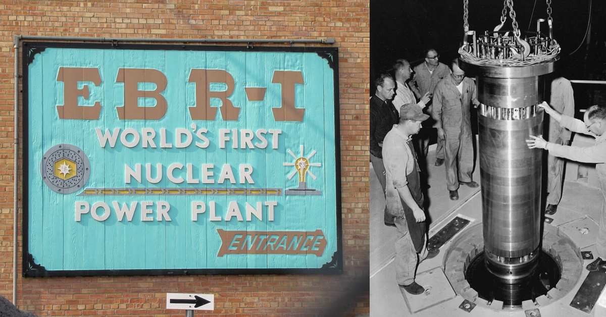 Driving Trip Planner >> EBR-I, the world's first nuclear power plant, continues to inspire innovation in the Idaho ...