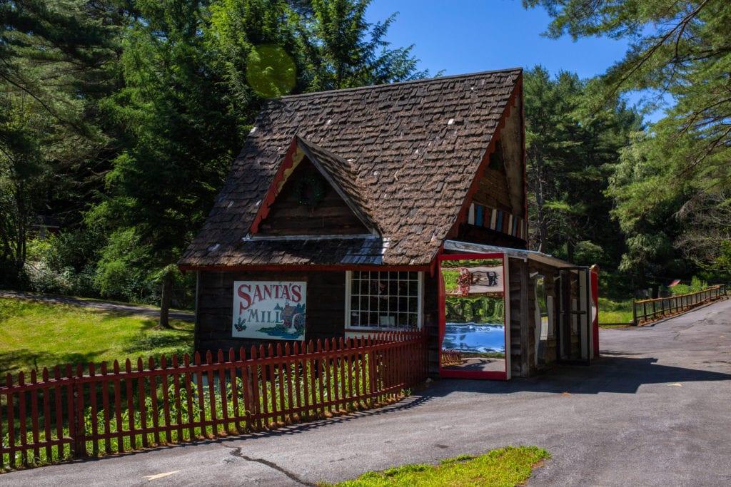 santa's mill