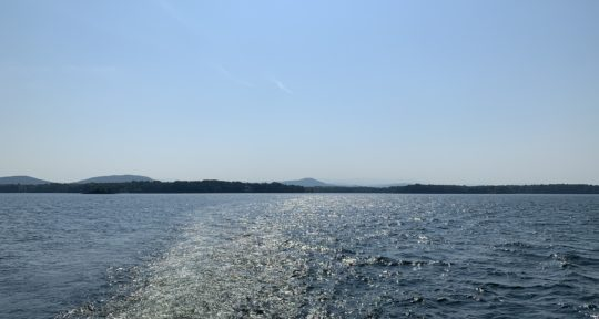 Searching for Champ: Lake Champlain's mythical monster is either a gentle giant or a silly hoax