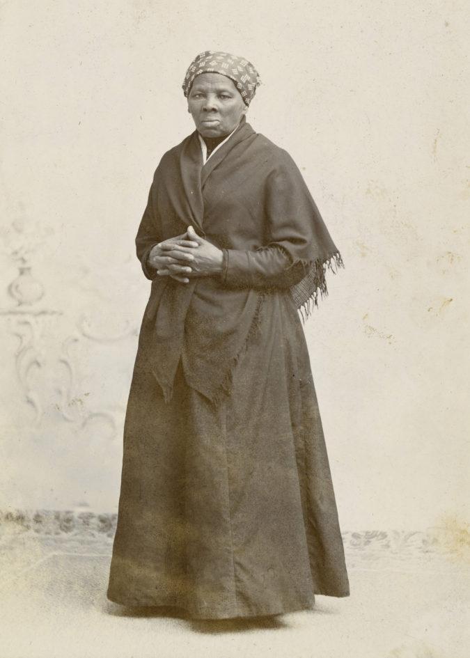 Harriet Tubman in 1885.