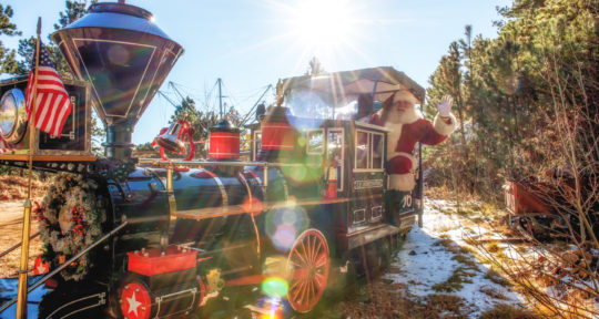For more than 60 years, Colorado Springs' North Pole—home to Santa's Workshop—has remained frozen in time