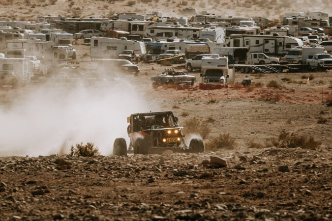 It's Hammer time: Thousands of RVers return to Johnson Valley for 'the toughest one-day off-road race on the planet'