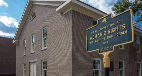 Trailblazers and suffragettes: A journey through Central New York's progressive past