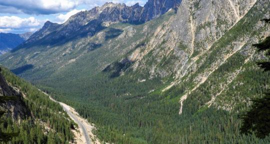 The fragile glacial world of Washington's North Cascades National Park