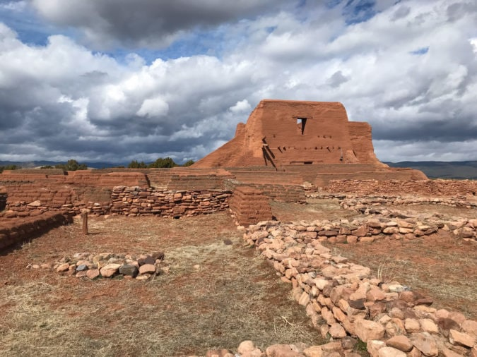 From pueblos to dude ranches, Pecos National Historical Park is a goldmine of Southwestern history
