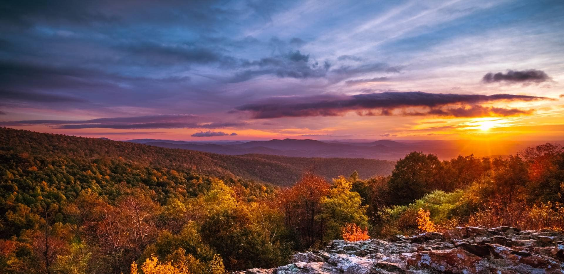 Planning a trip to Shenandoah National Park