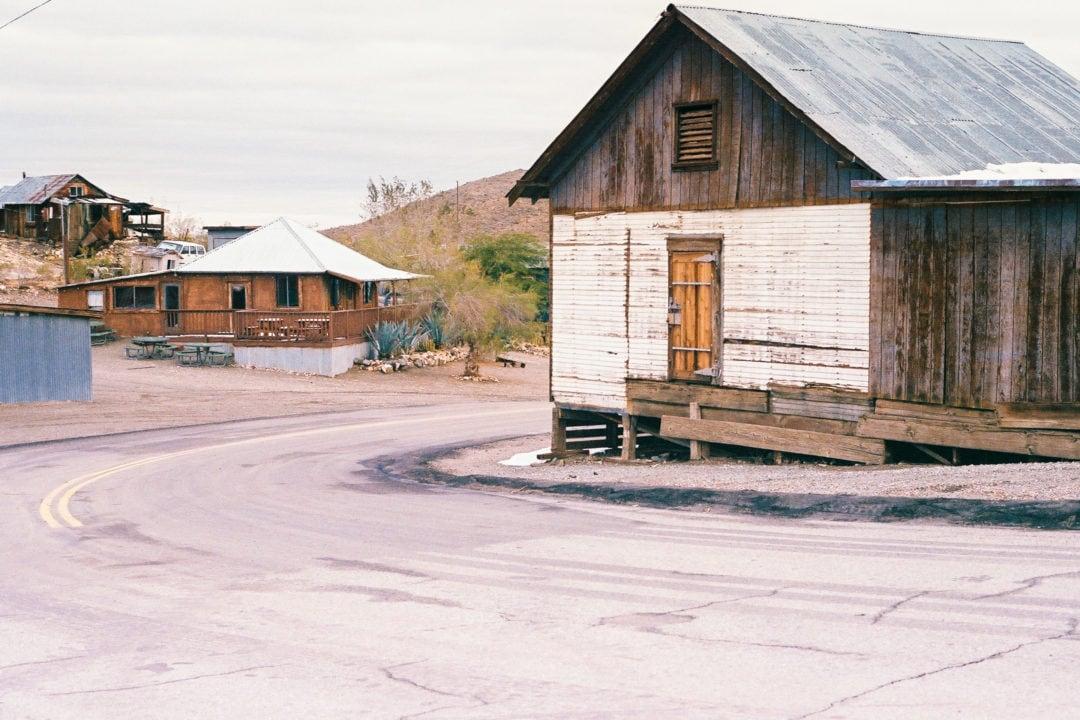 Butte Avenue.