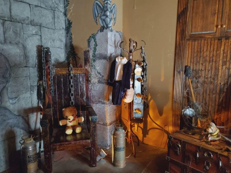 Eddie Munster's room.