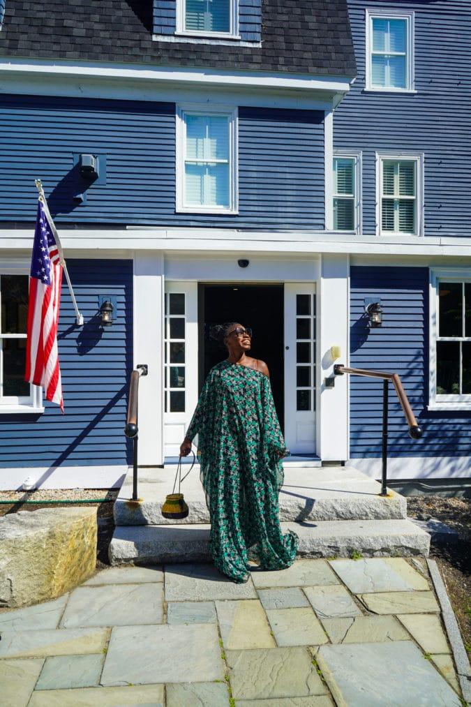 White Barn Inn in Kennebunk, Maine.