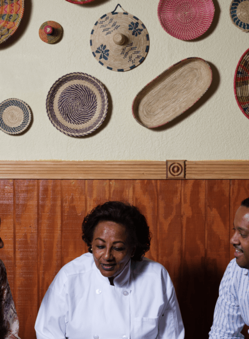 Café Lalibela is a Tempe institution, serving up flavorful fare sourced and prepared with love